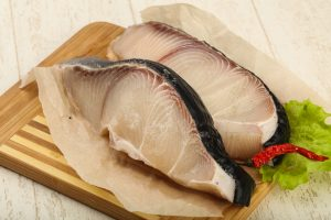Raw Shark Steak another cause of shark killing