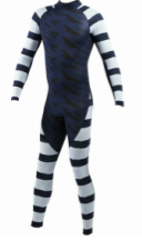 SAMS Striped Wetsuit