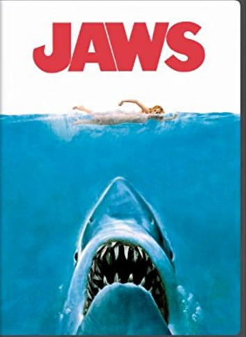jaws poster: Most popular shark movies of all time