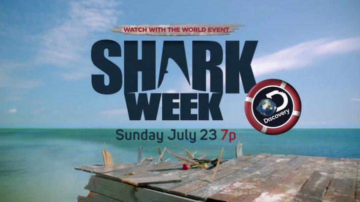 Shark Week 2017 Banner