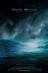 Open water poster: most popular shark movies