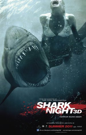 Shark Night 3D: Most popular shark movies