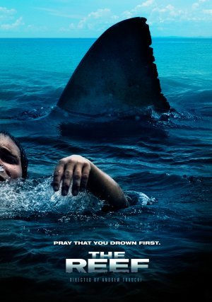 The Reef Poster :Most popular shark movies