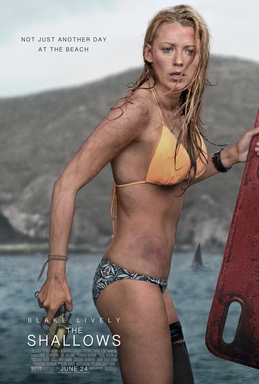 The shallows poster: most popular shark movies