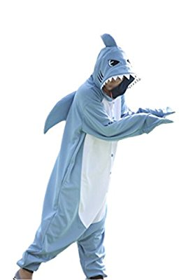Onesie Pajamas: Shark Week 2017
