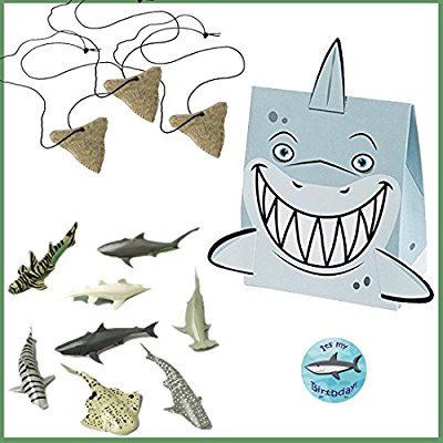 Shark Party Goody Bag