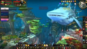 Whale Shark In War Of Warcraft