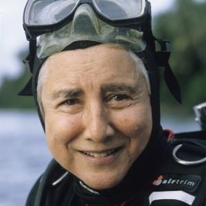 Dr Eugenie Clark